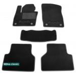 Двухслойные коврики Audi Q3 (8U) 2011→ - Classic 7mm Black Sotra
