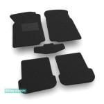 Двошарові килимки Chery Amulet 2012-2014 - Classic 7mm Black Sotra