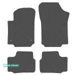 Двухслойные коврики Seat Mii (mkI) 2012→ - Classic 7mm Grey Sotra