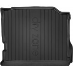Резиновый коврик в багажникFrogum Dry-Zone для Jeep Wrangler Unlimited (mkIV)(JL) 2019-> (с органайзером)(с сабвуфером Alpine)(2 ряд без регулировак)(багажник)