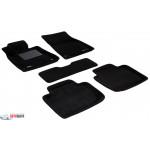 Коврики LEXUS GS450 (2006 - 2011) PP черные 3D