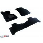 Ковры BMW-X5 (E53) (2000 - 2006) LP Black