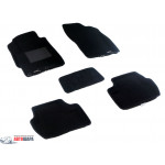 Ковры MITSUBISHI-Lancer Fortis / Lancer Series R(2007) LP Black- 3D