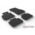 Коврики модельные Bmw 2 с 2014 резиновые GledRing