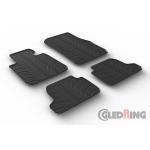 Коврики модельные BMW 2 Series Coupe 2014-> резиновые GledRing