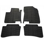 Резиновые коврики Gledring для Hyundai i20 (mkII) 2014>