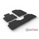 Коврики модельные Kia Sorento 2015-> резиновые GledRing
