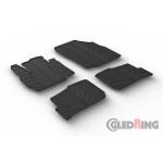 Резиновые коврики Gledring для Mitsubishi Space Star 2014>