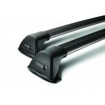 Поперечины (1,25m) Whispbar Flush Black S11B