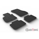 Коврики модельные BMW X1 F48 2015 резиновые GledRing