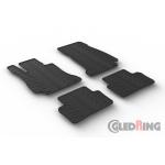 Резиновые коврики Gledring для Mercedes-Benz E-Class (W213) 2016>