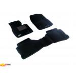 Трехслойные коврики Sotra 3D Classic 8mm Black для Mazda 6 (mkIII) 2013->