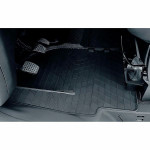 Коврики в салон Iveco Daily VI 14- (design 2016) (3 шт) резиновые Stingray