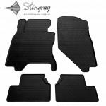 Ковры салона Infiniti G (sedan) 06- (design 2016) (4 шт) - Stingray