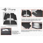Резиновые коврики Hyundai Getz 2002- - Stingray