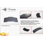 Коврики в салон Tunel (перемычка) резиновые - Stingray