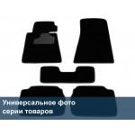 Текстильные коврики для Infiniti FX / QX70 (mkII)(багажник) 2009-2017 Pro-Eco