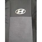 Чехлы сиденья Hyundai Tucson (АТ) 2018 тканевые - Элегант Модель Classic