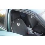 Чехлы сиденья Nissan Primastar Van 1+1 c 2006 г. тканевые - Элегант Модель Classic