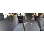 Чехлы сиденья Renault Dokker (1+1) передние c 2017 тканевые - Элегант Модель Classic
