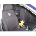 Чехлы сиденья Volkswagen Caddy (1+1) с 2004-10 г Элегант - модель Classic