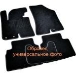 Ковры салона ворс Skoda Octavia A5 (2004-2013) /Чёрные, кт. 5шт - AVTM