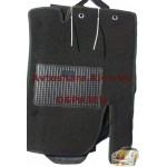Коврики SUZUKI SX4 2010- текстильные черные в салон