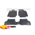 Ковры салона  Honda Accord 2008-2012 - Petroplast