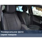 Чохли на сидіння VOLKSWAGEN TIGUAN RS 2017- повністю екошкіра - Союз Авто
