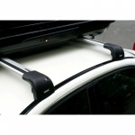Багажник Ford Focus 3-дв. хетчбек 2005-11 Thule WingBar Edge (TH-9592; TH-3015)