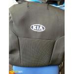 Чехлы для Kia Soul lІ  с 2013 г-автоткань - модель Classic - Элегант