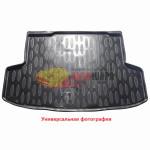 Коврик в багажник LIFAN X60 2012 черный 1 шт - Aileron