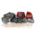 Фара передняя Kia Optima 2012- левая H7/H1, мех/авт,+корректор - DEPO