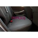 Чехлы для Geely Emgrand Х7 с 2013 г-автоткань - модель Classic - Элегант