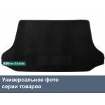 Коврик в багажник Porsche Cayenne (mkIII) 2018-> текстильные Premium - Terracot