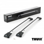 Багажник KIA Carens 2007-12 Thule WingBar Edge 9591 (TH-9591;TH-4004)