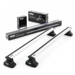 Багажник Thule Wingbar для Ford Ranger 4-дв. Double Cab 2012- (TH-754;TH-962;TH-1665)
