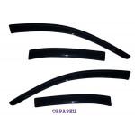 Дефлекторы окон   HYUNDAI GRAND SANTA FE III 2013- - REIN