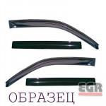 Дефлекторы окон HONDA CR-V 2012 - EGR