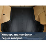 Резиновый коврик в багажникFrogum Dry-Zone для Jeep Renegade (mkI) 2015-> (нижний уровень)(багажник)