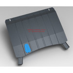 Защита картера ВАЗ 2105-07 - Novline