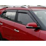 Дефлектори вікон Volkswagen Tiguan 2017 - - Vinguru