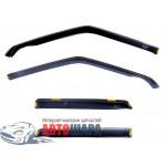 Ветровики для Toyota RAV4 2006г- - HEKO
