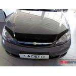 Дефлктор капота Chevrolet LACETTI хетчбек 2004- - SIM