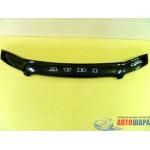 Дефлектор капота AUDI A4 (кузов 8Е,В6) с 2001-2005 г.в. - VipTuning