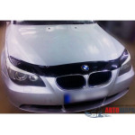 Дефлектор капота BMW 5 серии (60 кузов) с 2003 г.в. - VipTuning