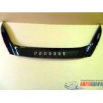 Дефлектор капота Peugeot 308 с 2008–2011 г.в. - VipTuning