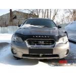 Дефлектор капота Subaru Legacy IV / Legacy Outback III з 2003-2009 р.в. - VipTuning