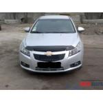 Дефлектор капота Chevrolet CRUZE седан 09- - SIM