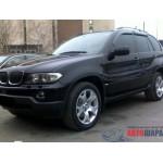 Дефлекторы окон BMW X5 2004-2006 (E53) - SIM